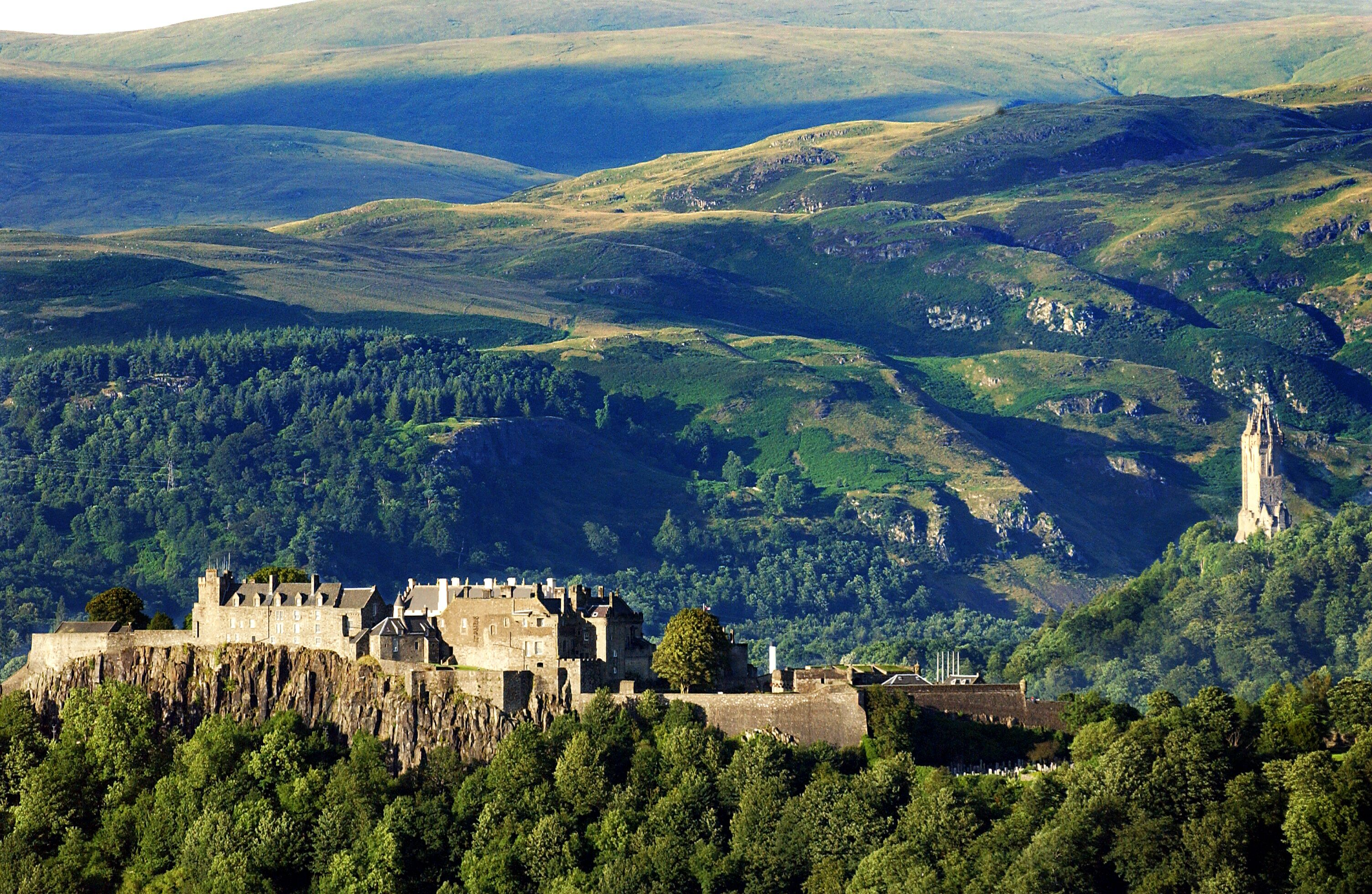 Stirling castle gibsons go global for The sterling