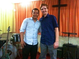 Jeremiah and Bandol