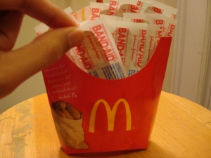 A-Band-Aid-In-McDonald's-Fries