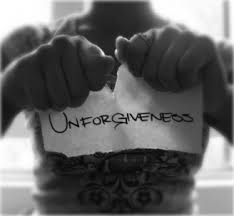 Destroying Unforgiveness