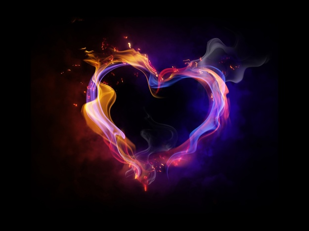 fire-heart-love